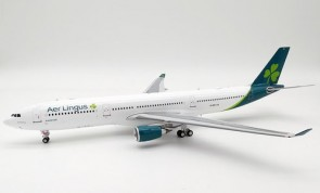 New Livery Aer Lingus Airbus A330-300 EI-EDY with stand Inflight IF333EI0319 scale 1:200