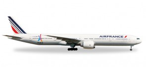 "Air France Boeing 777-300ER ""Paris 2024"" Reg# F-GZNP Herpa 506892-004 Scale 1:500"