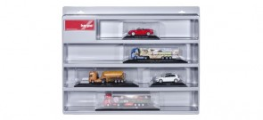 Herpa Display Case medium size Herpa 519571 for models scale 1:500