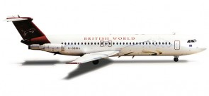 British World BAC1-11-500