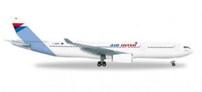 "Air Inter A330-300 ""F-GMDA"" Herpa HE526760 1:500"
