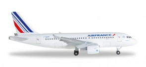 Air France Airbus A319 Reg# F-GRXF Herpa Wings HE527026 Scale 1:500