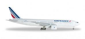 Air France B777-200 F-GSPZ  Herpa HE527248 Scale 1:500