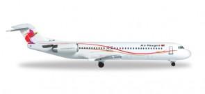 Air Niugini Fokker F-100 Herpa 527460 Scale 1:500