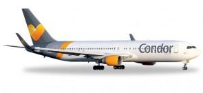 Condor Boeing 767-300ER Sunny Heart Herpa 527521 Herpa 1:500