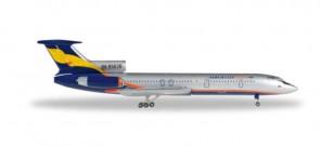 Aeroflot Don Tupoleve TU-154M Reg# RA-8562 Herpa 528696 Scale 1:500