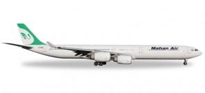 Mahan Air Airbus A340-600 Reg# EP-MMH Herpa 529928 Scale 1:200