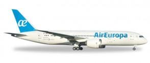 Air Europa Boeing 787-8 Dreamliner Reg# EC-MIG Herpa 529396 Scale 1:500