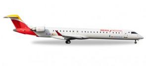 Iberia Regional /Air Nostrum Bombardier CRJ-900 Reg# EC-JZS Herpa 529785 Scale 1:500