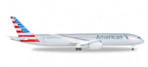 American Boeing 787-9 Dreamliner Reg# N820AL Herpa 530422 Scale 1:500