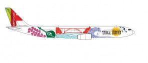 "TAP Airbus A330-300 ""Portugal Stopover"" CS-TOW Herpa 530934 1:500"