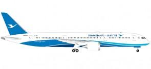 XiamenAir Boeing 787-9 Dreamliner B-1567 Herpa 530958 1:500
