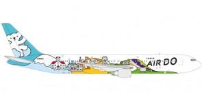 "Air Do Boeing 767-300 ""Bear Do Hokkaido Jet"" JA602A Herpa 531016 1:500"