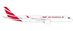 Air Mauritius Airbus A350-900 3B-NBQ Herpa Wings HE531184 1:500