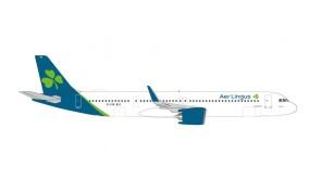 AerLingus Airbus A321neo Herpa Wings 534437 scale 1:500