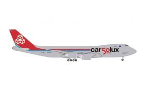 Cargolux Boeing 747-8F  Herpa Wings 534550 scale 1:500