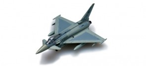 Royal Saudi Air Force Euro fighter Herpa HE554343 scale 1:200
