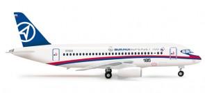Sukhoi Superjet 100    Herpa 1:200