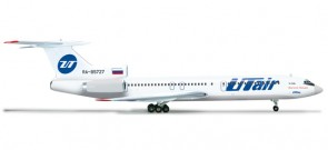 Utair Aviation Tupolev TU-154 555838 scale 1:200