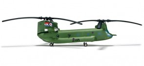 Royal Air Force Boeing Vertol Chinook HC2A No. 27