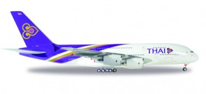 Thai Airways Airbus A380-800 HS-TUD