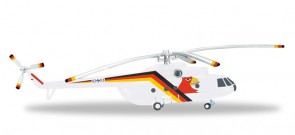 556798 herpa Luftwaffe MI8T 65 Fly out colors Herpa 1:200