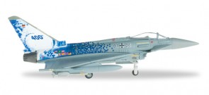 "Luftwaffe Eurofighter Typhoon TaktLwG 31 ""400th Eurofighter"" 556859 1:200"