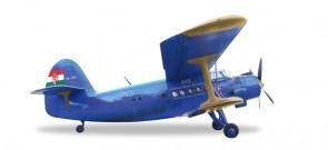 Antonov Verein Schweiz AN-2 Registration HA-ABA 1:200 HE556927