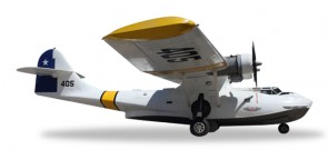 "Chilean Air Force PBY-5 (1:200) Manu Tara, Registration: ""CC-CDT-405"" Scale 1:200 HE557009"