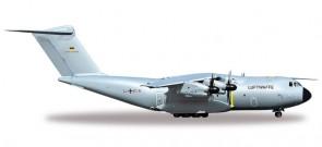 Luftwaffe Airbus A400M Atlas - LTG62/Air Transport Wing 62 Reg# 54+01 Herpa 557207 Scale 1:200
