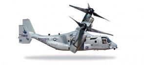 V-22 Osprey USMC White Knights VMM-165 Bureau 168025 HG5569 1:200
