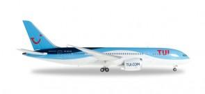 TUI Airlines Boeing 787-8 Dreamliner Reg# PH-TFL Herpa Wings 557757 Scale 1:200