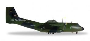 Luftwaffe Transall C-160 Reg# 50+93 Herpa Wings 557849 Scale 1:200