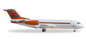 Netherlands Government Fokker 70 Reg# PH-KBX Herpa 557948 Scale 1:200