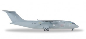Antonov AN-178 Design Bureau Reg# UR-EXP Herpa 558006 Scale 1:200