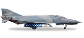 Hellenic Air Force McDonnell Douglas F-4E Phantom II Herpa 558518 Scale 1:200
