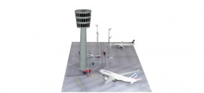 Airport Tower 558976 (for item 558969) Herpa Accessories Scale 1:200