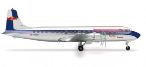 Flying Bulls Douglas DC-6B  1:400 HE562249