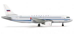 Aeroflot A320 Retrojet REG#VP-BNT