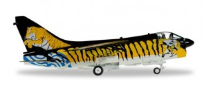 "Hellenic Air Force LTV A-7E Corsair II - 335th Bomber Squadron ""Tigris"" - ""Tiger Meet"" Herpa Wings HE580014 Scale 1:72"