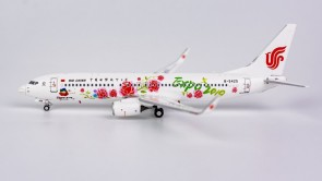 Air China Boeing 737-800 B-5425 winglets Expo 2019 NGModel 58030 scale 1:400