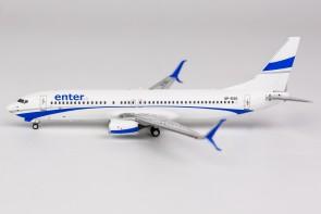 Enter Air (Poland) Boeing 737-800 with Scimitars SP-ESG 58072 scale 1:400