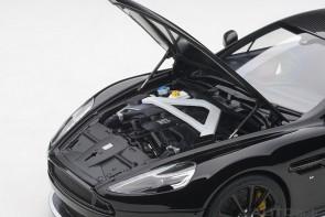 Black Onyx Aston Martin Vanquish S 2017 AUTOart Model 70271 Die-Cast 1:18