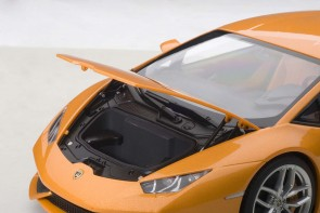 Orange Metalilc Lamborghini Huracan LP610-4 AUTOart 74603 Die-Cast Scale 1:18
