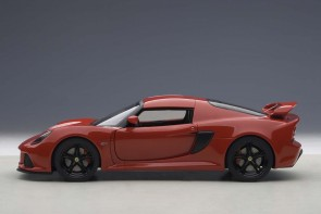 Red Lotus Exige S AUTOart 75381 Die-Cast Scale 1:18