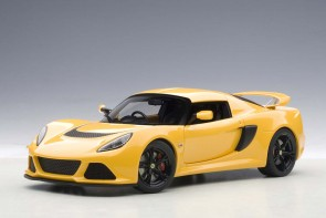 Yellow Lotus Exige S AUTOart 75382 Die-Cast Scale 1:18