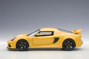 Sale! Yellow Lotus Exige S AUTOart 75382 Die-Cast Scale 1:18