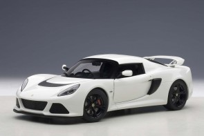 SALE! White Lotus Exige S AUTOart 75383 Die-Cast Scale 1:18