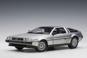 Delorean DMC 12 Satin finish AUTOart 79916 Die-Cast Scale 1:18