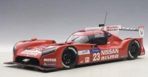Lemans 2015 Nissan GT-R LM Nismo #23 Die-cast AUTOart 81578 Scale 1:18
